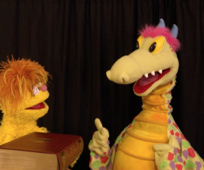 Children's Program Alex and Friends — Dewey the Dragon May 31-June 7