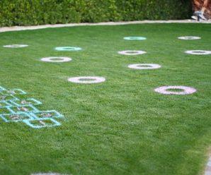 Lawn/Pavement Stencils Sat August 15th – Sat August 22