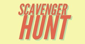 Scavenger Hunt Welcome to the Scavenger Hunt Story of Germs Make Me Sick! By Melvin Berger. Click the link for the Fort Edward Library to Start