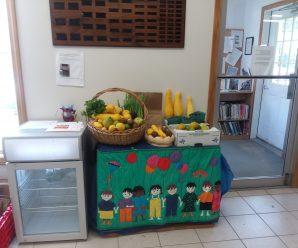 Fresh Food Farm 2 Library: New produce each Thursday